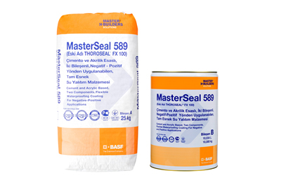 MasterSeal 589 (Thoroseal FX100 TR)